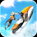 دانلود بازی مسابقه موتور سواری آبی Aqua Moto Racing 2 Redux v1.0 اندروید
