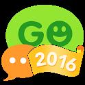 دانلود GO SMS Pro Premium 8.00 برنامه مدیریت پیام ها اندروید + پک پلاگین و زبان