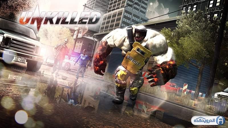 دانلود UNKILLED 2.1.4 بازی کشته نشده اندروید