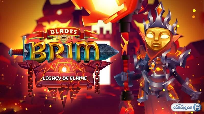 دانلود بازی لبه تیغ Blades of Brim v2.18.2 اندروید