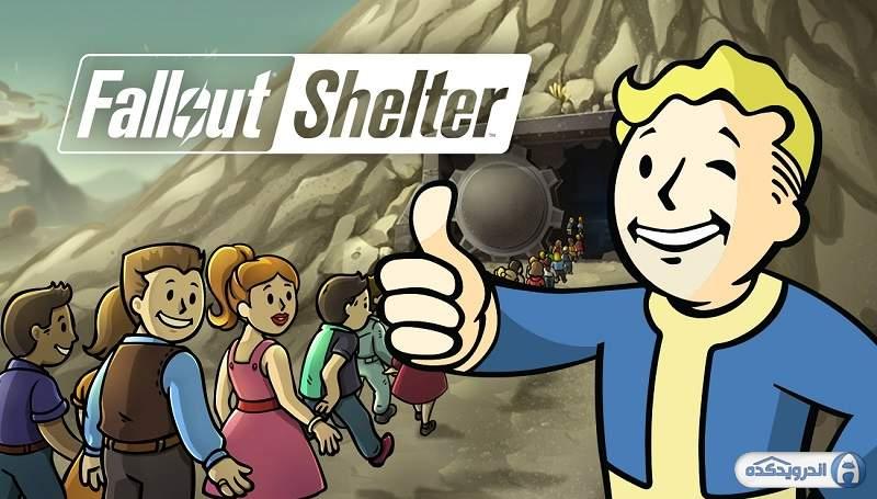 دانلود Fallout Shelter 1.14.11 بازی پناهگاه اندروید