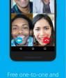 دانلود 8.54.0.91 Skype برنامه ارتباط تصویری اسکایپ اندروید