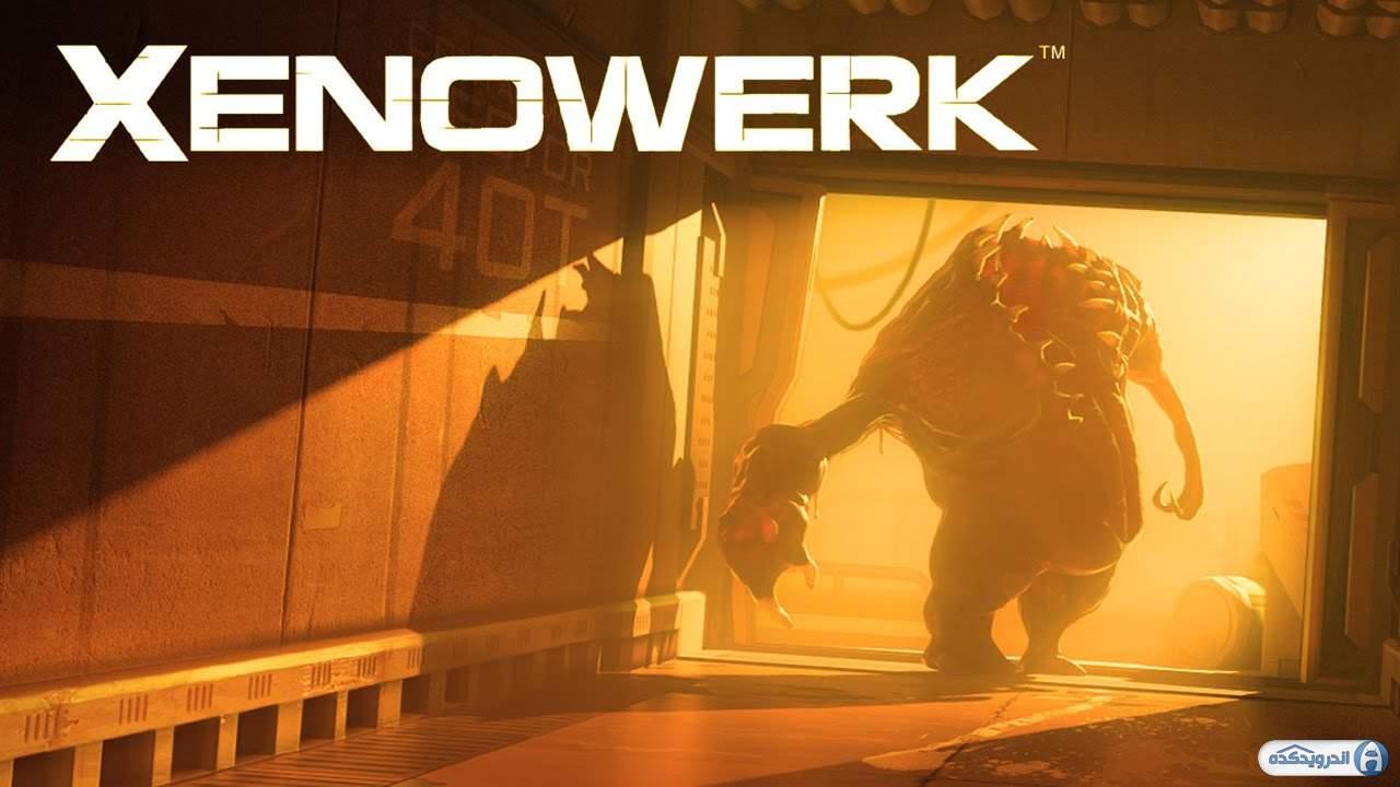 دانلود بازی فوق العاده زیبا و گرافیکی Xenowerk v1.5.8 اندروید - همراه دیتا + مود