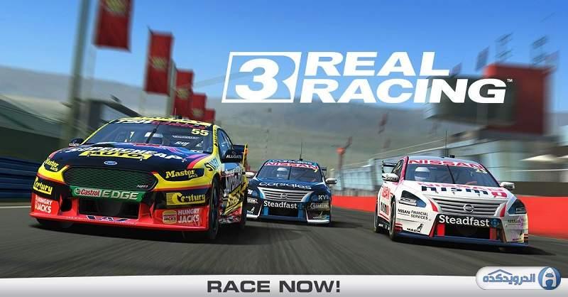 دانلود Real Racing 3 v5.3.0 بازی مسابقات واقعی 3 اندروید + دیتا + مود