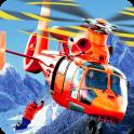 دانلود بازی هلیکوپتر نجات کوهستان Helicopter Hill Rescue 2016 v1.6 اندروید – همراه نسخه مود + تریلر