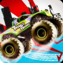دانلود بازی ماشین های غول پیکر Monster Truck 4×4 v1.5 اندروید – همراه نسخه مود + تریلر