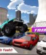 دانلود بازی ماشین های غول پیکر Monster Truck 4x4 v1.5 اندروید - همراه نسخه مود + تریلر
