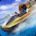 دانلود بازی مسابقات هاورکرفت Modern Hovercraft Racing v1.4 اندروید – همراه نسخه مود + تریلر