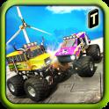 دانلود بازی دربی مانستر تراک Monster Truck Derby v1.2 اندروید