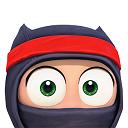 دانلود Clumsy Ninja v1.32.2 بازی نینجای بی دست و پا اندروید – همراه دیتا + مود