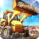 دانلود بازی زیبا و جذاب Loader & Dump Truck Hill SIM 2 v1.4 اندروید – همراه نسخه مود