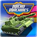 دانلود بازی ماشین های میکرو Micro Machines v1.0.5.0001 اندروید