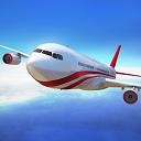 دانلود بازی Flight Pilot Simulator 3D v2.2.1 شبیه ساز خلبانی اندروید+مود