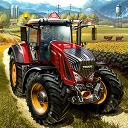 دانلود بازی شبیه ساز کشاورزی Farming PRO Simulator 2017 v1.0 اندروید