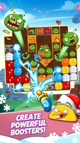 بازی Angry Birds Blast اندروید