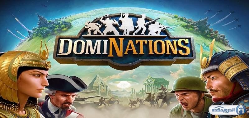 دانلود DomiNations بازی تمدن های سلطه گر اندروید