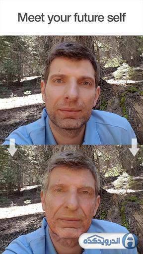 دانلود FaceApp Pro 4.3.2.1 برنامه تغییر چهره فیس اپ اندروید