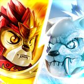 دانلود LEGO Chima: Tribe Fighters لگو از اتحاد مبارزان اندروید