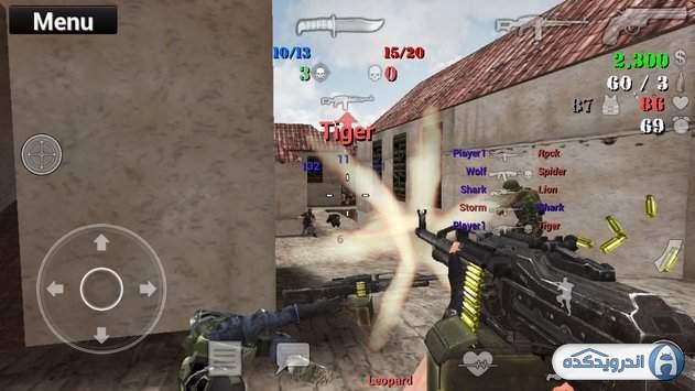 دانلود Special Forces Group 2 v4.21+mod نیرو های ویژه گروه 2 اندورید