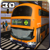 دانلود City Bus Driver Simulator 3D بازی شبیه ساز رانندگی اتوبوس شهری اندروید