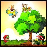 دانلود Jungle Boy Run  بازی دویدن پسر جنگل اندروید