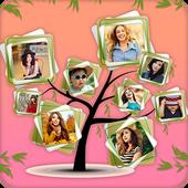 دانلود Tree Collage Photo Maker برنامه درخت عکس کلاژساز اندروید