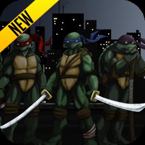 دانلود Turtles shadow بازی سایه لاک پشت ها اندروید