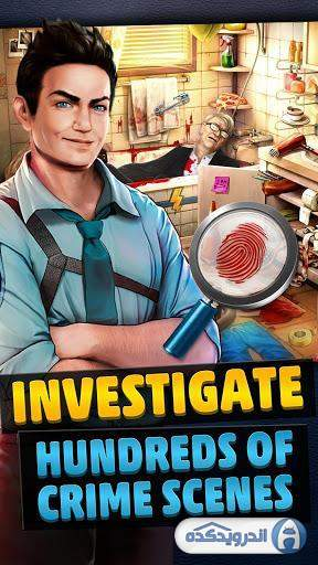دانلود Criminal Case v2.38.2 بازی پرونده های جنایی اندروید