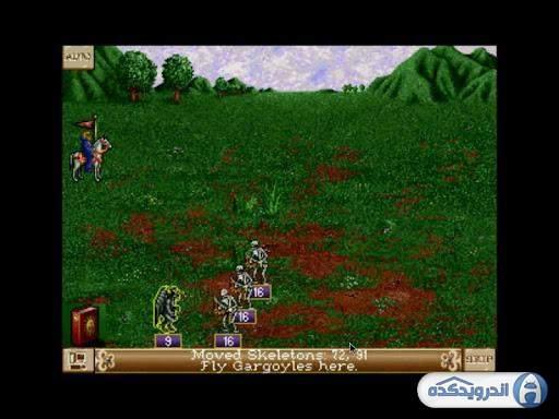 دانلود Free Heroes 2  (T-800 mod)V 3287.19بازی قهرمانان 2 اندروید