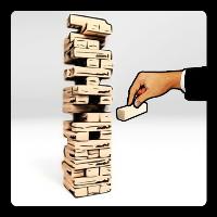 دانلود Tower Balance V1.0.9 بازی تعادل برج اندروید