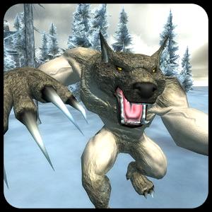 دانلود Werewolf Simulator 3D V1.0بازی گرگینه اندروید
