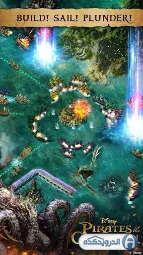 دانلود Pirates of the Caribbean: ToW 1.0.164 بازی دزدان دریایی کارائیب اندروید