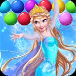 دانلود ice Queen Pop Shooter v1.3 بازی حباب های رنگی ملکه یخی اندروید
