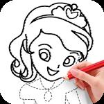 دانلود Draw Princess v1.0.3 نرم افزار طراحی شاهزاده