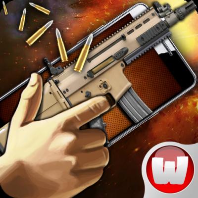 دانلود Simulator Gun Weapon v2.1بازی شبیه ساز تفنگ اندروید