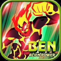 دانلود Hero Ben – Alien Power Surge  v1.0 بازی بتن قهرمان_افزایش قدرت اندروید