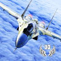 دانلود Arctic Jet Fighter 3D V1.2 بازی سه بعدی جت های جنگنده در قطب اندروید