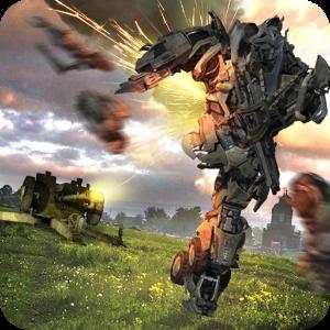 دانلود Artillery vs Tank Robot X Ray V1.0بازی مبارزه توپخانه در مقابل ربات تانک اشعه ایکس اندروید