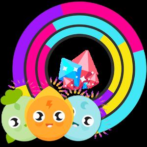 دانلود Change Color Ball-Color Switch v1.1 بازی توپ های رنگی اندروید