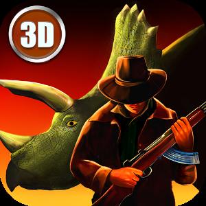 دانلود Dinosaur Prehistoric Hunter 3Dبازی شکارچی دایناسورهای ماقبل تاریخ اندروید