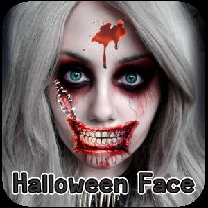 دانلود Halloween Makeup Ghost Makeup V1.2نرم افزار آرایش هالوین به سبک روح و شبح اندروید