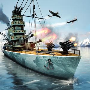 دانلود Naval Fury: Warship 3D V1.2 بازی خشم نیروی دریایی:کشتی های جنگی سه بعدی اندروید