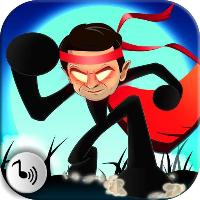 دانلود  Ninja Bean 🎶 Scream GO v1.0.1 بازی Ninja Bean اندروید