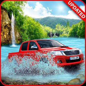 دانلود Offroad Prado Vigo Jeep Drive v1.2 بازی رانندگی آفرود اندروید