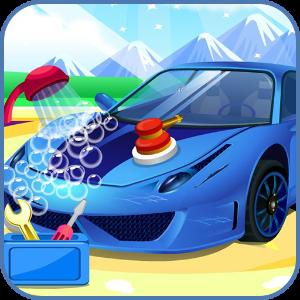 دانلود Sports car wash V 2.0.3 بازی کارواش ماشین های اسپرت اندروید