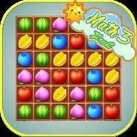 دانلود fruit match 3 games V1.0 بازی میوه ها اندروید