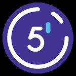 دانلود ۵Minute Plank ADS FREE v3.1.1 نرم افزار تمرینات ورزشی ۵ دقیقه ای اندروید