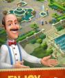 دانلود Gardenscapes - New Acres v5.2.0 بازی جورچین فرار از باغ اندروید