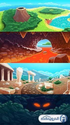 دانلود Tinker Island v1.8.04 بازی جزیره تینکر اندروید