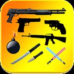 دانلود Ultimate Weapon Simulator v2.9 بازی شبیه ساز اسلحه نهایی اندروید